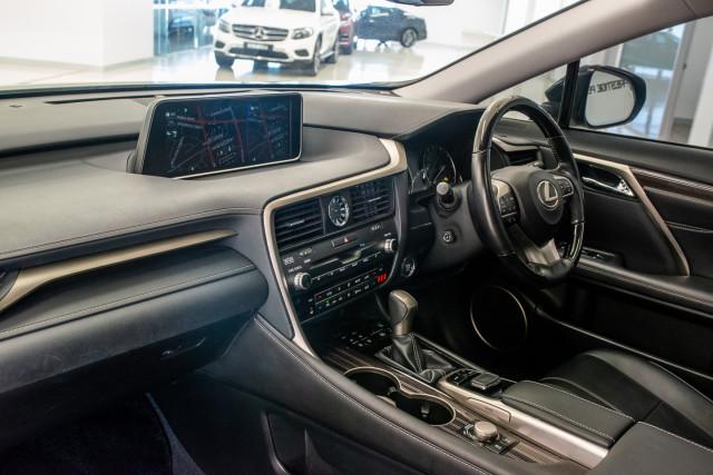 2016 Lexus Rx GGL25R 350 Sports Lux Suv Image 22
