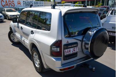 2002 Mitsubishi Pajero NM MY02 GLS Suv Image 3