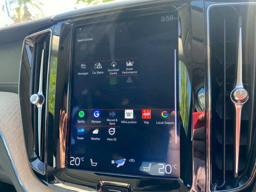 2019 MY20 Volvo XC60 246 MY20 D4 Inscription (AWD) Suv Image 14