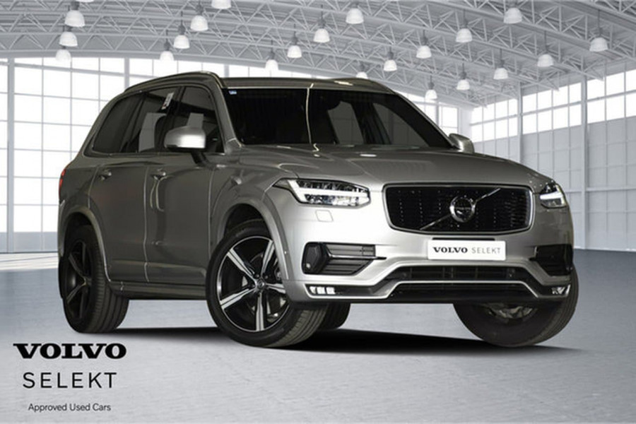 2018 MY19 Volvo XC90 L Series D5 R-Design Suv Mobile Image 1