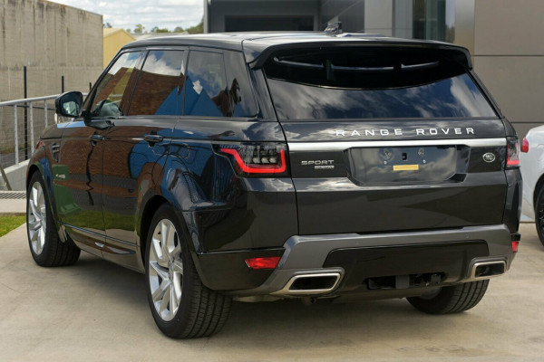 2018 MY19 Land Rover Range Rover Sport L494 19MY SDV6 Suv Image 4