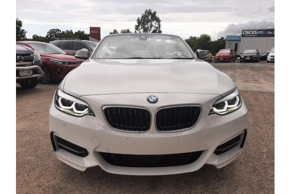 2018 BMW 2 Series F23 LCI M240i Convertible Image 2