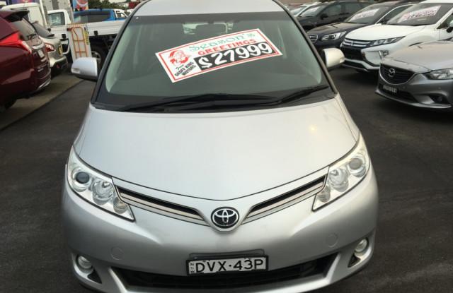 2015 Toyota Tarago ACR50R GLi Wagon