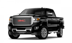 New GMC Sierra Denali 2500HD
