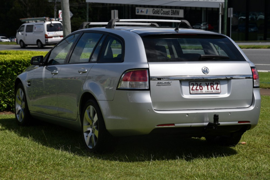 2009 MY09.5 Holden Commodore VE MY09.5 International Wagon