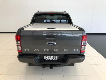 2018 Ford Ranger PX MkII Turbo Wildtrak 4x4 dual cab Image 5