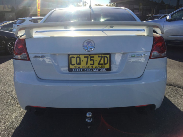 2010 Holden Commodore VE SV6 Sedan