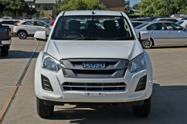 2019 Isuzu UTE D-MAX SX Crew Cab Chassis 4x4 Cab chassis Mobile Image 2