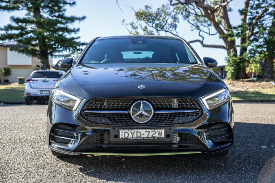 2018 Mercedes-Benz Mb Aclass W177 A200 Hatchback