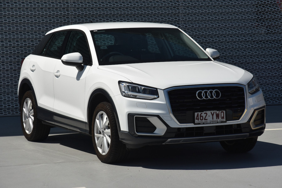 2018 MY19 Audi Q2 GA MY19 35 TFSI Suv