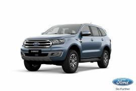 Ford Everest Trend 4WD UAII