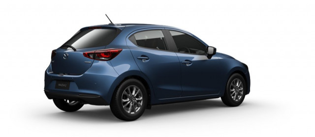 2021 MY20 Mazda 2 DJ Series G15 Pure Hatchback Mobile Image 12