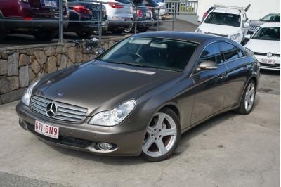 2007 Mercedes-Benz Cls-class C219 MY07 CLS350 Sedan Image 2