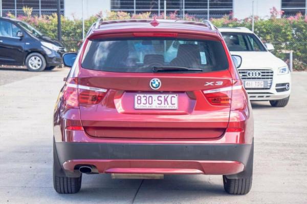 2012 BMW X3 F25 xDrive20d Suv Image 4