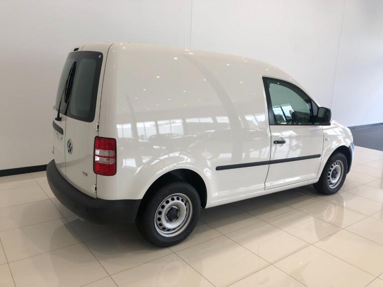 2014 Volkswagen Caddy 2KN Turbo TDI250 Van Image 4