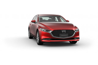 2021 MY20 Mazda 3 BP G20 Touring Sedan Sedan Image 5