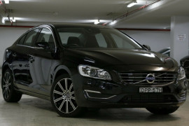 Volvo S60 T5 Adap Geartronic Luxury F Series MY17
