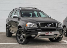 Volvo XC90 D5 R-Design (AWD) MY12