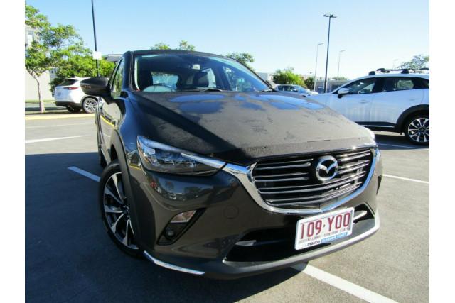 2018 Mazda CX-3 DK4W7A sTouring SKYACTIV-Drive i-ACTIV AWD Suv