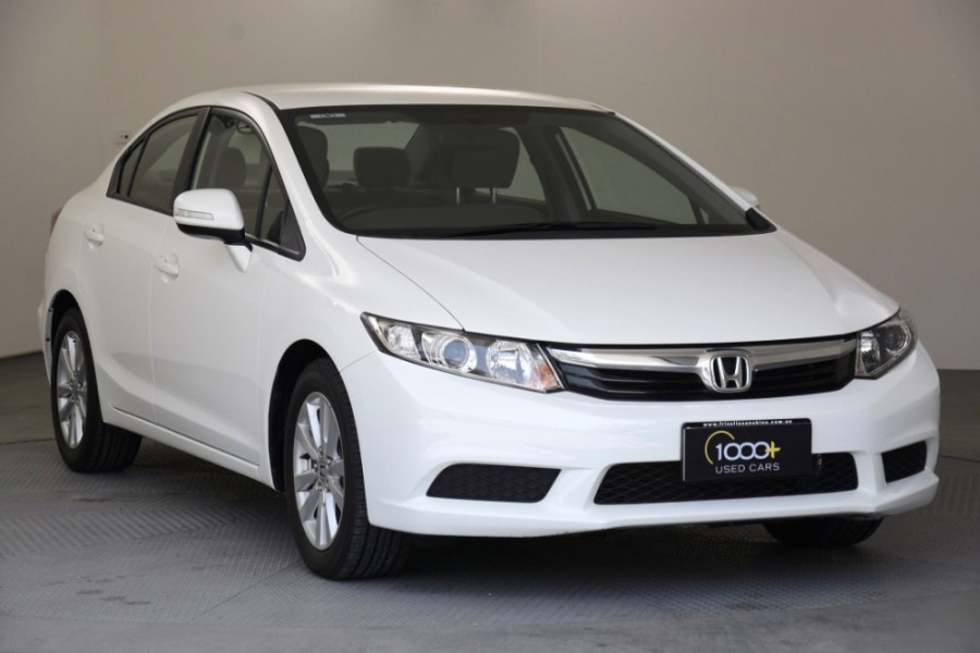 2012 Honda Civic 9th Gen VTi-L Sedan