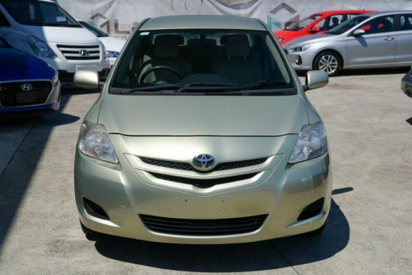 2007 Toyota Yaris NCP93R YRS Sedan Image 4