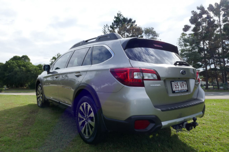 2015 Subaru Outback B6 2.5i Wagon