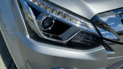 2017 Isuzu Ute MU-X MY17 LS-U Rev-Tronic 4x2 Wagon Image 3