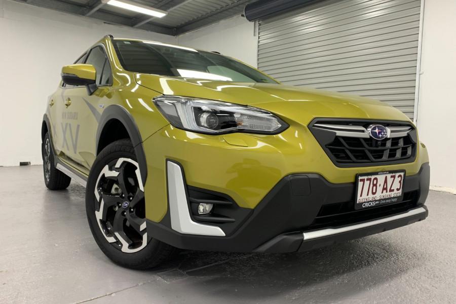 2020 Subaru Xv Image 1
