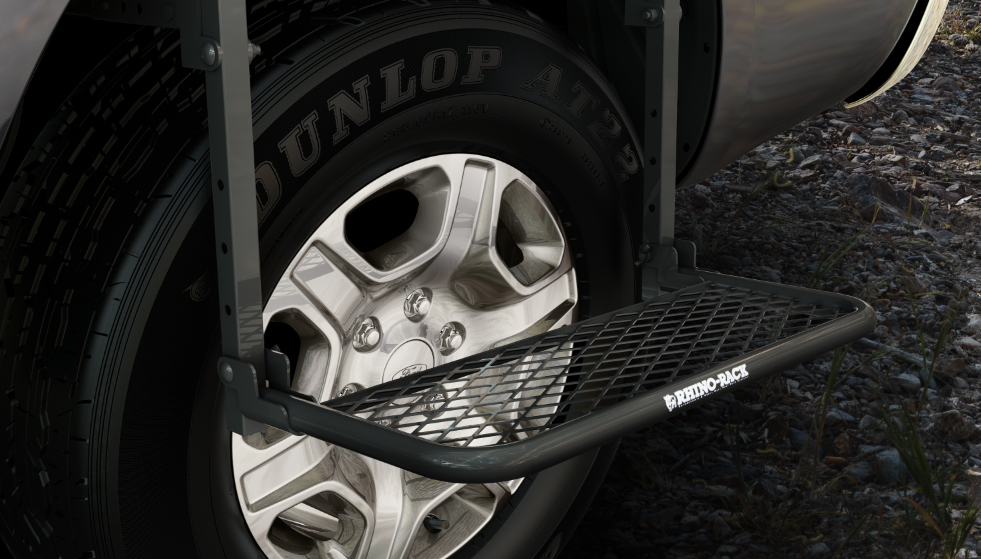 Rhino-Rack Wheel Step