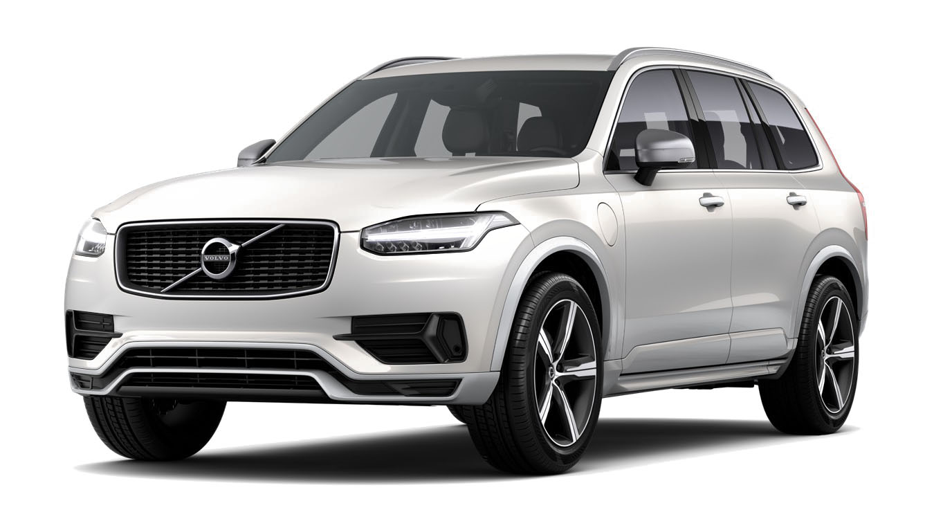 2018 MY19 Volvo XC90 L Series D5 R-Design Wagon