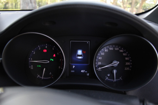 2017 Toyota C-HR NGX50R AWD Wagon