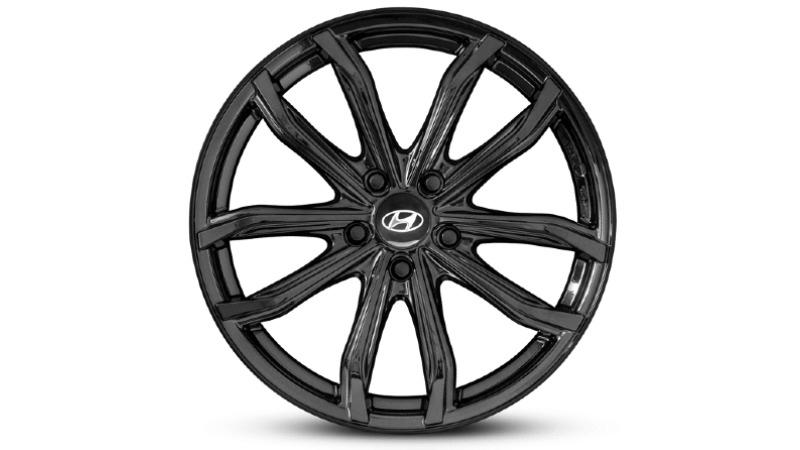 "<img src=""18"" Muan gloss black alloy wheel"