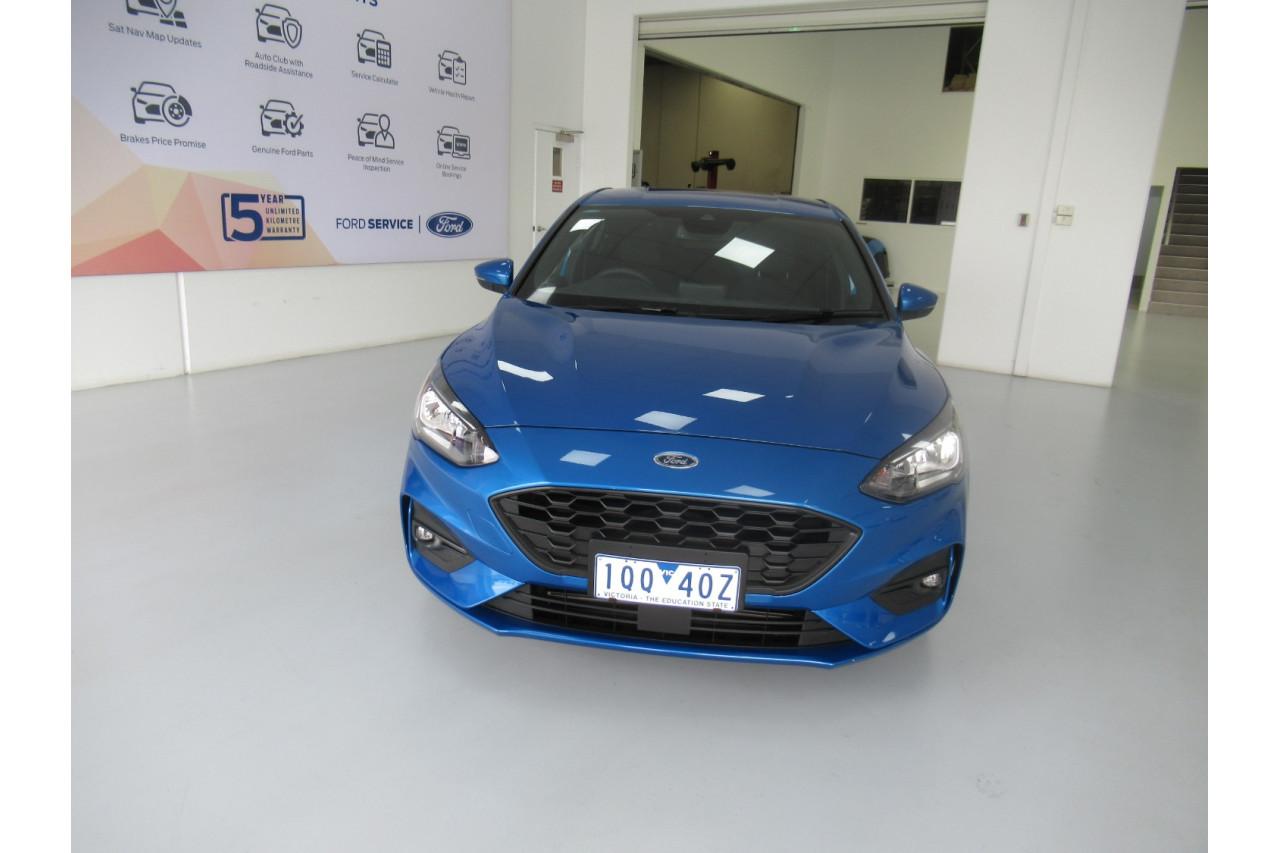 2019 MY19.25 Ford Focus SA 2019.25MY ST-LINE Hatchback