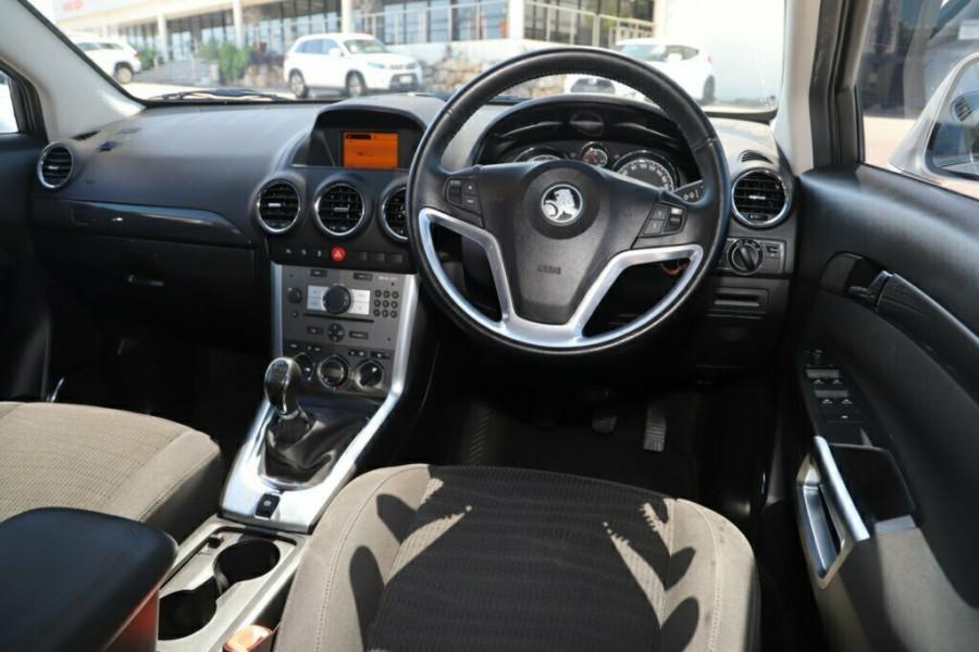 2012 Holden Captiva CG Series II 5 Suv