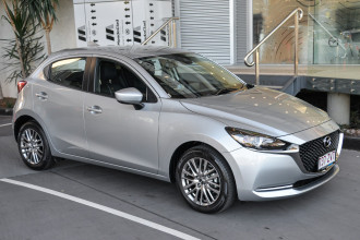 2020 Mazda 2 DJ Series G15 Evolve Hatch Image 5