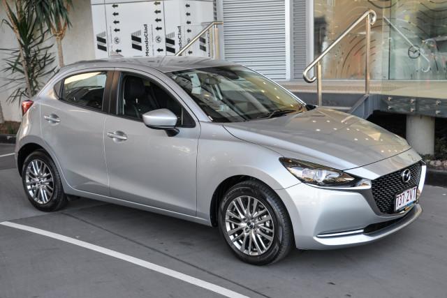 2020 Mazda 2 DJ Series G15 Evolve Hatch Image 5