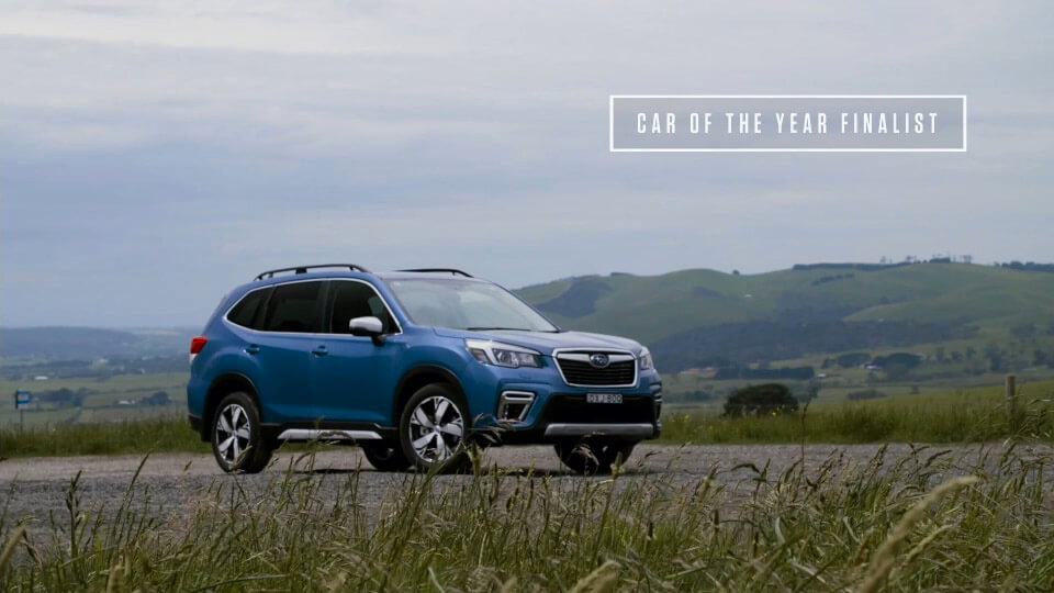 Forester Don't take our word for it, hear what Wheels Magazine has to say
