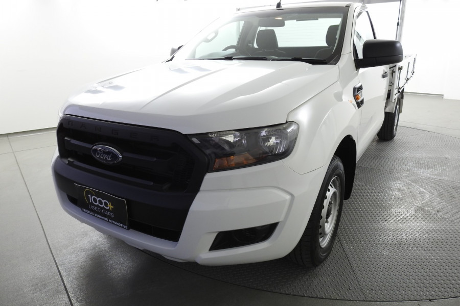 2015 Ford Ranger PX MkII XL