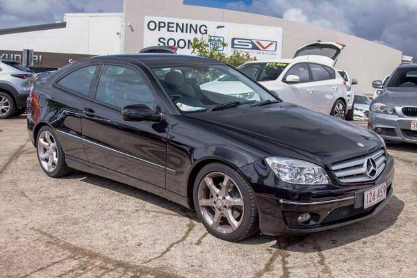 2009 Mercedes-Benz CLC200 Kompressor 203 Coupe Image 5