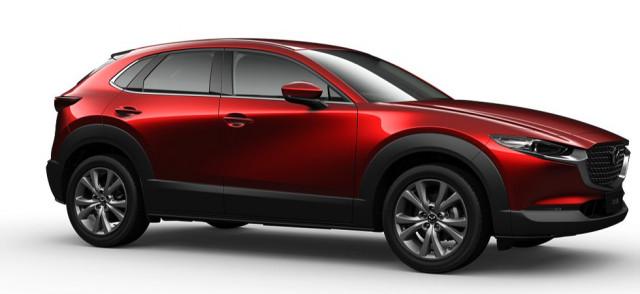 2020 Mazda CX-30 DM Series G25 Touring Wagon Mobile Image 8