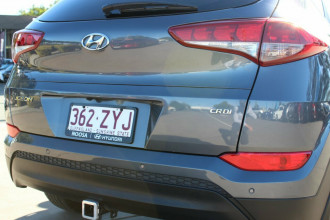 2016 Hyundai Tucson TLE Elite AWD Suv Image 5