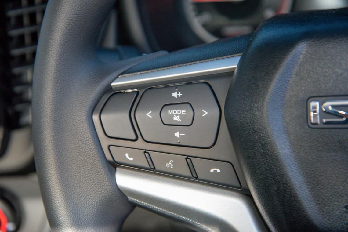 2020 MY21 Isuzu UTE D-MAX RG SX 4x2 Crew Cab Ute Cab chassis