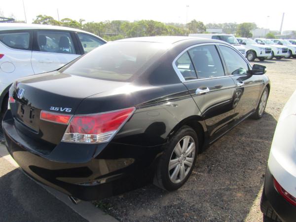 2010 Honda Accord 8TH GEN MY10 V6 Sedan