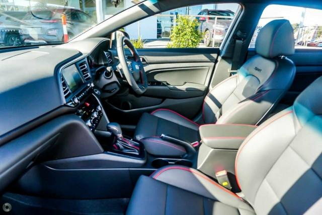 2020 Hyundai Elantra AD.2 Sport Sedan