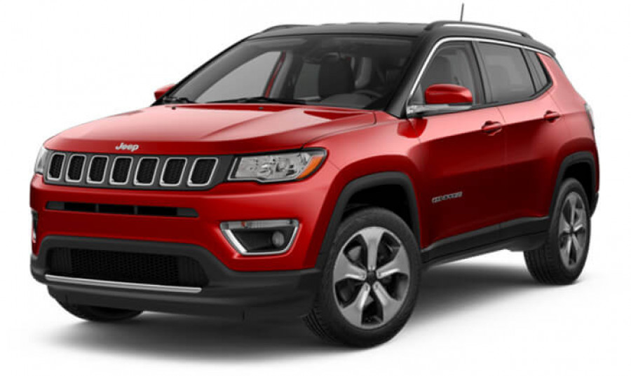 2019 MY18 Jeep Compass M6 Limited Suv Image 1