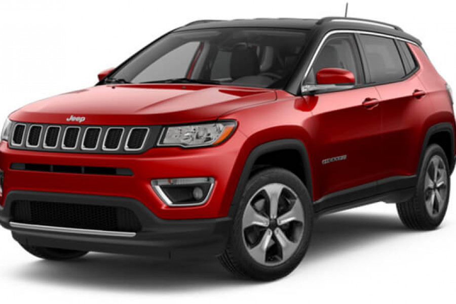 2019 MY18 Jeep Compass M6 Limited Suv Image 24
