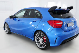 2015 MY55 Mercedes-Benz A-class W176 805+055MY A45 AMG Hatchback Image 4