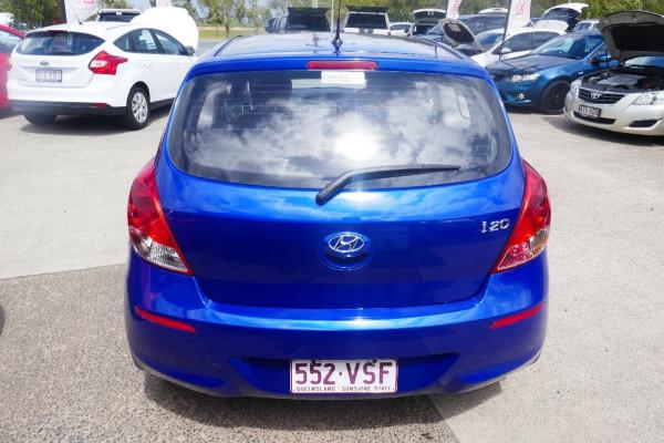 2015 Hyundai I20 PB Active Hatchback