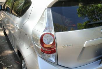 2013 Toyota Prius c NHP10R E-CVT Hatchback