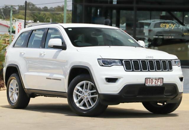 2018 Jeep Grand Cherokee WK MY18 Laredo Suv